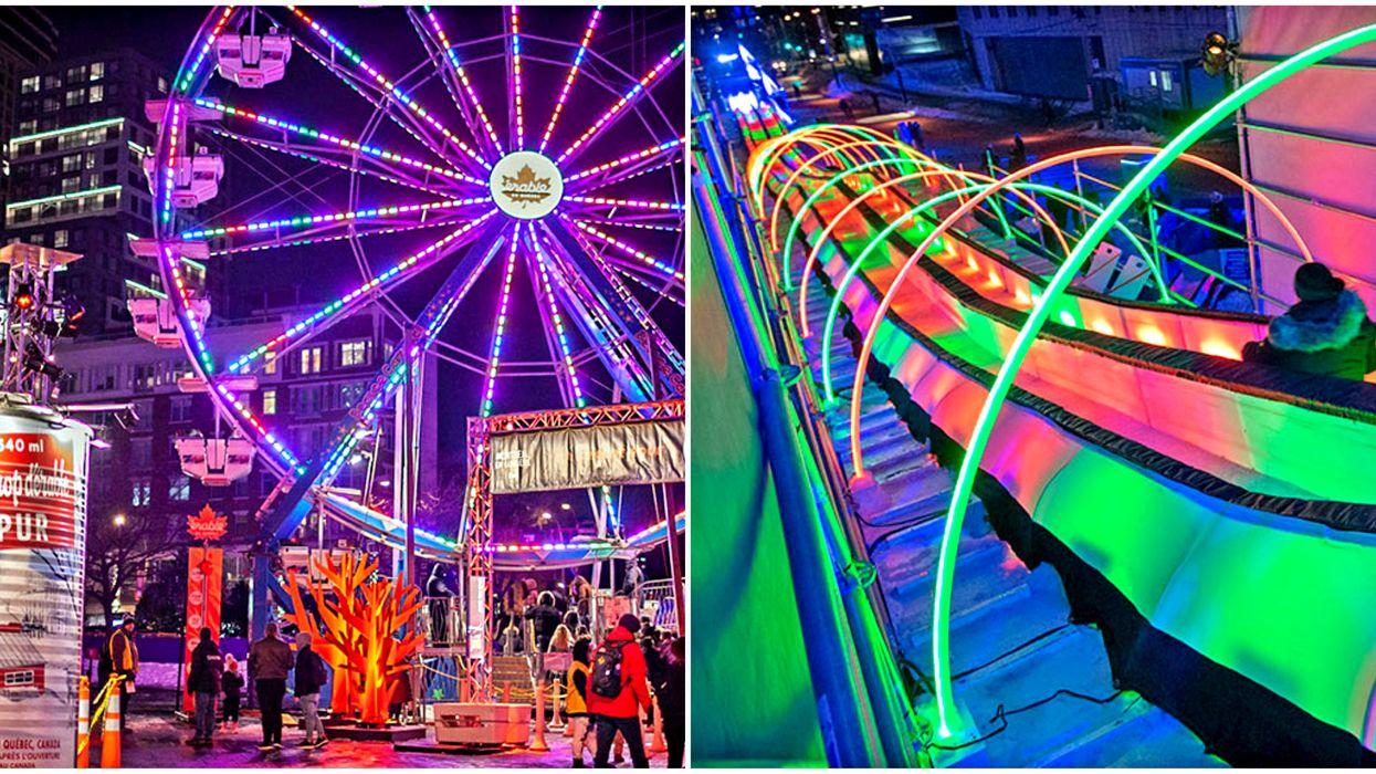 11 Things To Do At Montréal en Lumière