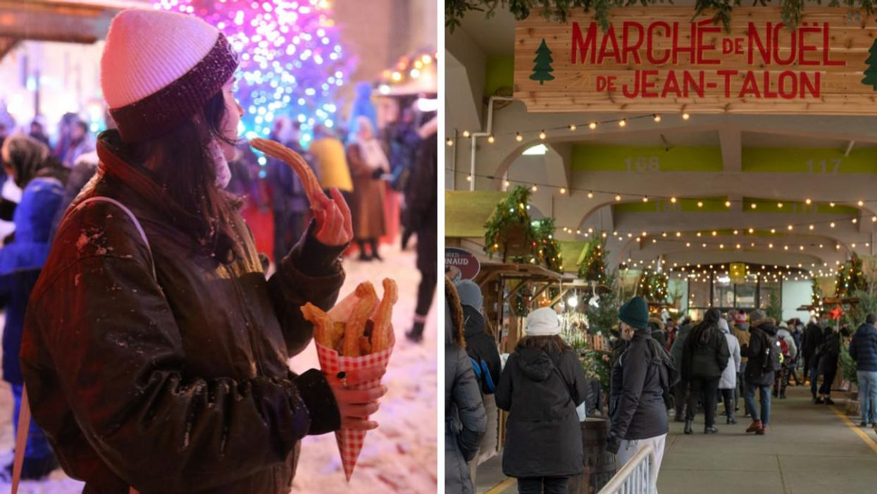 3 (!!!) Montreal Christmas Markets Are Coming To Bring Us Some Much-Needed Joy This Year