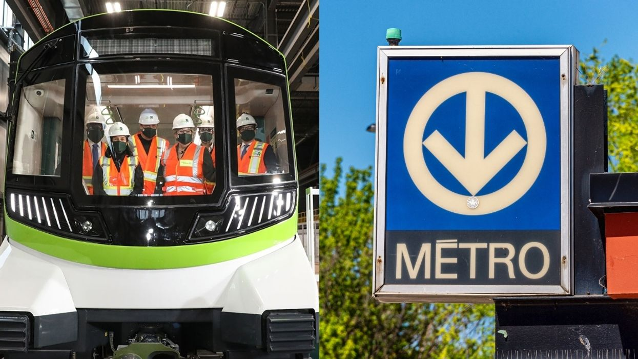 4 Huge Montreal Transit Projects That Will Transform The City