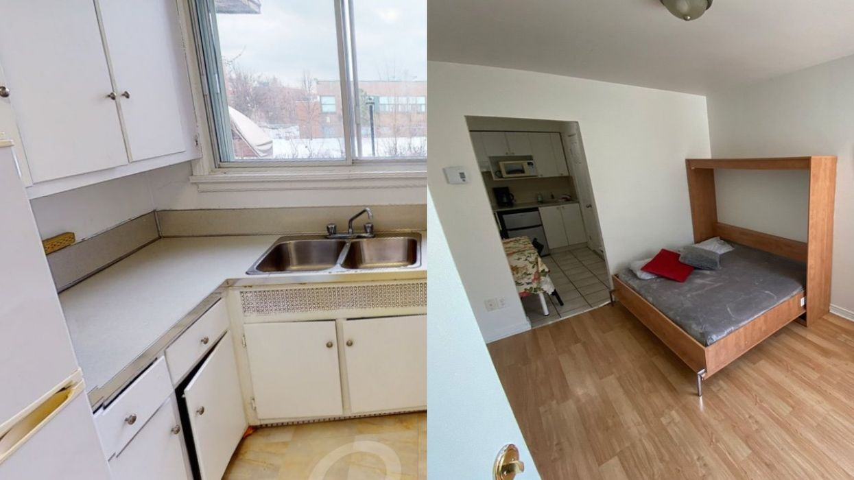5 Montreal Apartments For Rent For $800/Month (PHOTOS)