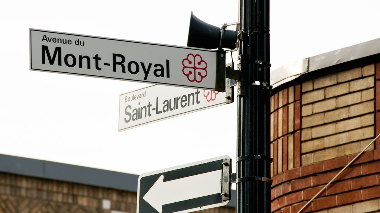 7 Christmas Trees On Montreal's Boulevard Saint-Laurent Have Been Stolen