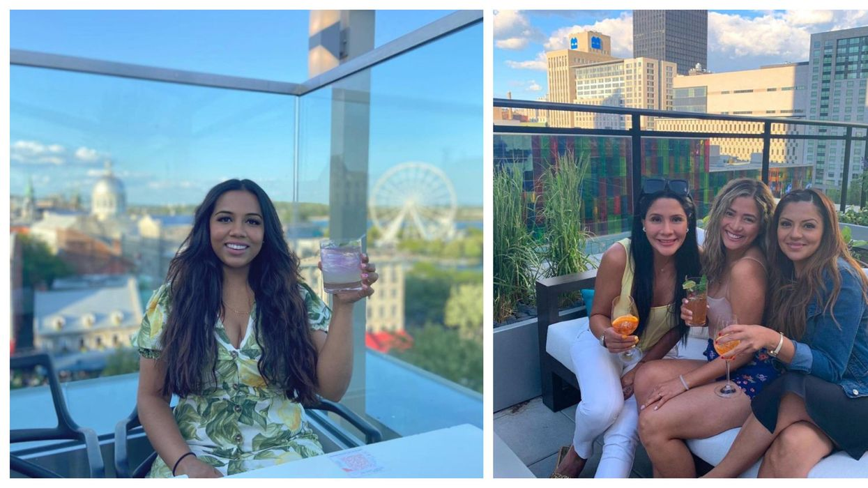 7 Dreamy Montreal Terrasses To Check Out Before You Say Goodbye To Summer
