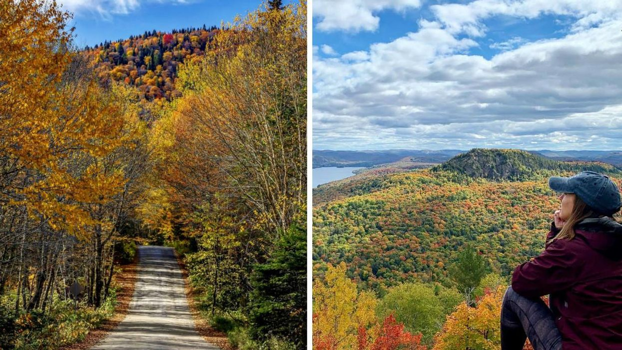 7 Quebec Parks You Need To Explore For ALL The Fall Views