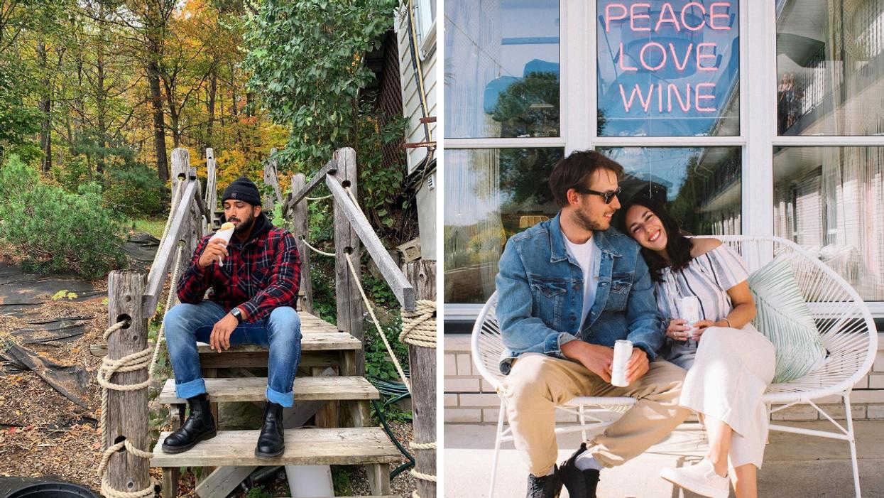 7 Spontaneous Fall Trips To Ontario That Aren't Ottawa