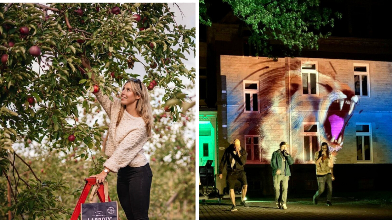 9 Things To Do Around Montreal This Weekend To Have Fun While The Weather's Still Bearable
