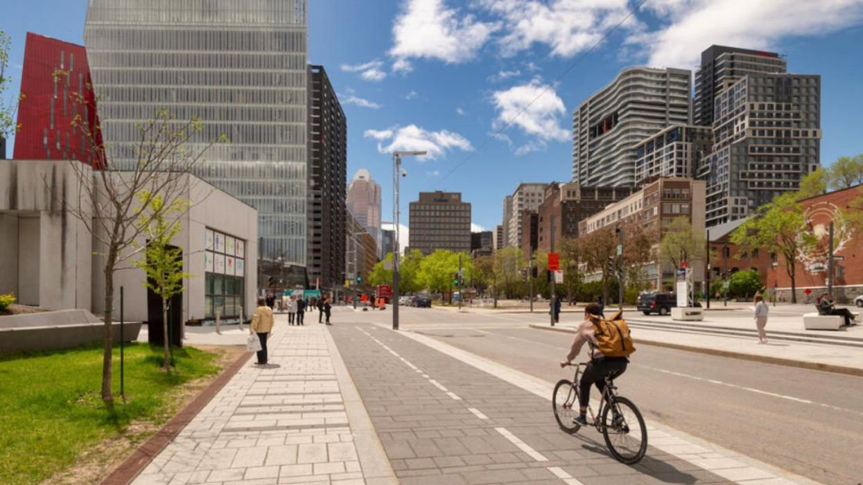 A Cyclist Died In Montreal After A Hit And Run On Monday
