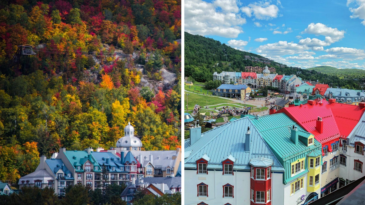 A Fairytale-Like Quebec Resort Was Rated #9 Best In Canada