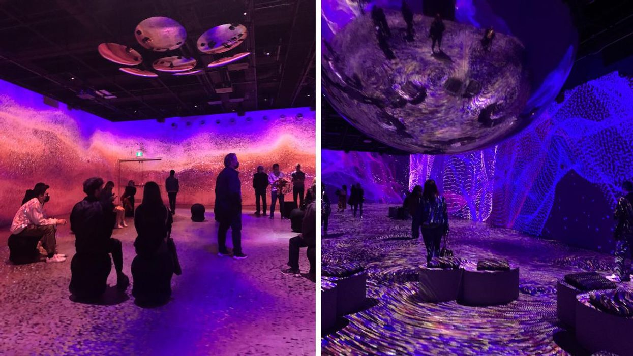 A First Look At OASIS Immersion's All-New Colourful Exhibit (VIDEOS)