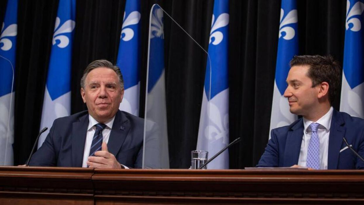 A Group Of Montreal Island Mayors Is Asking Quebec To Keep Their Cities' Bilingual Status