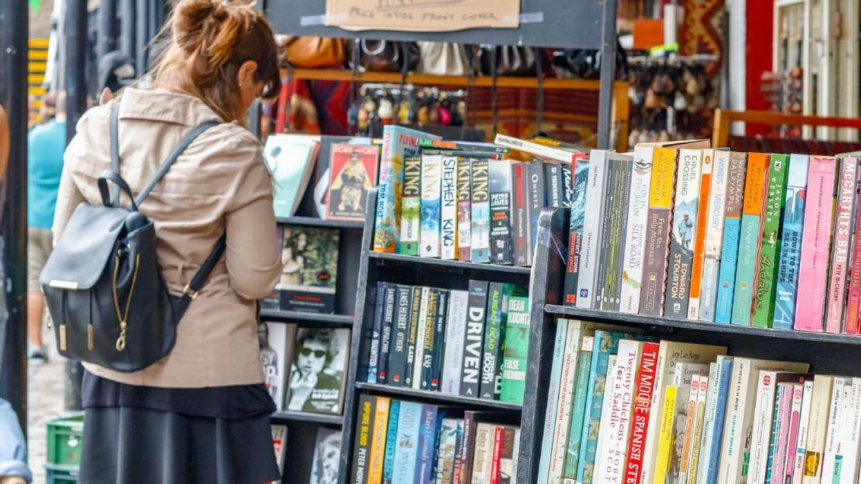 A Huge Book Sale In Montreal Is Happening This Week
