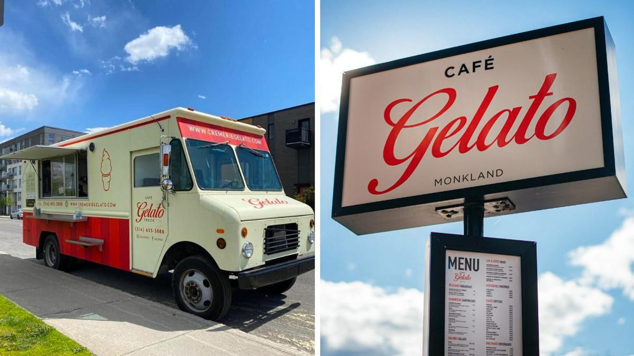 A Montreal Gelato Truck Is Giving Out Free Soft-Serve Cones This Week