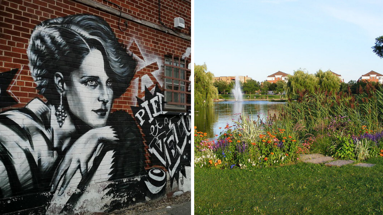 A Montreal Neighbourhood Was Just Ranked One Of The Coolest In The World