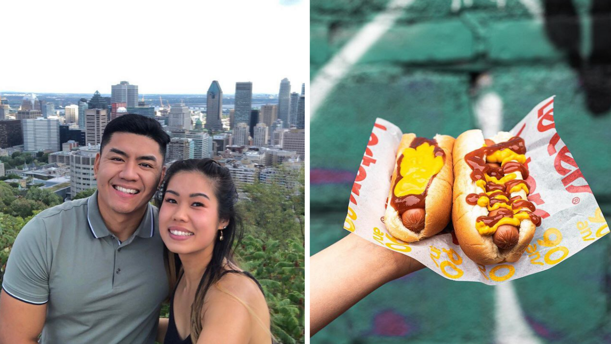 A Montrealer Won 74 Hot Dogs From Greenspot Diner & Here's Her Plan For The Wiener Fortune