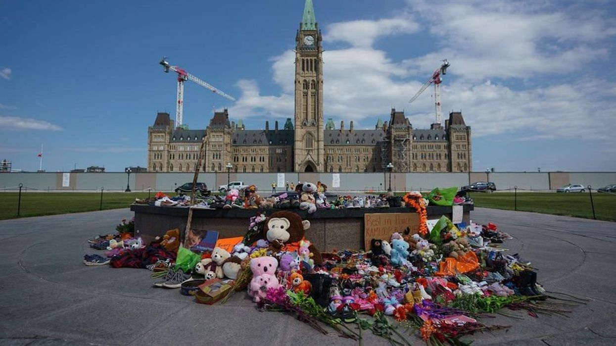 A New Holiday In Canada Will Be Dedicated To Truth & Reconciliation