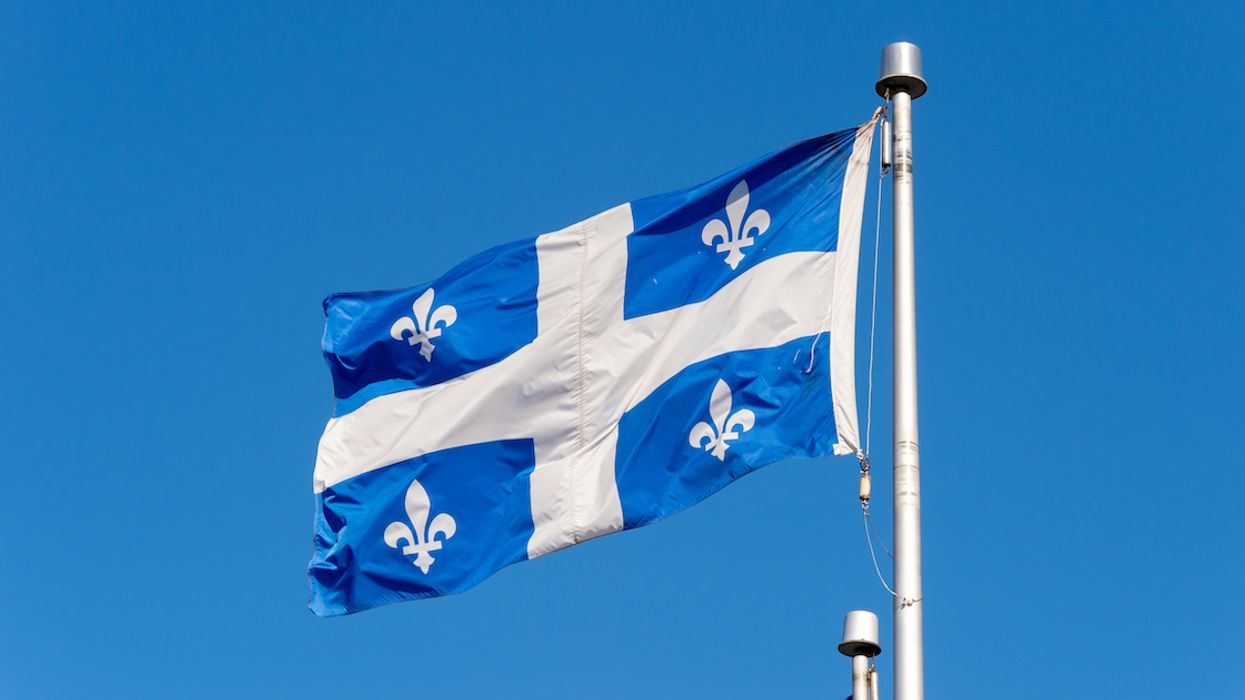 A Quebec Flag Emoji Is The Subject Of A New Motion
