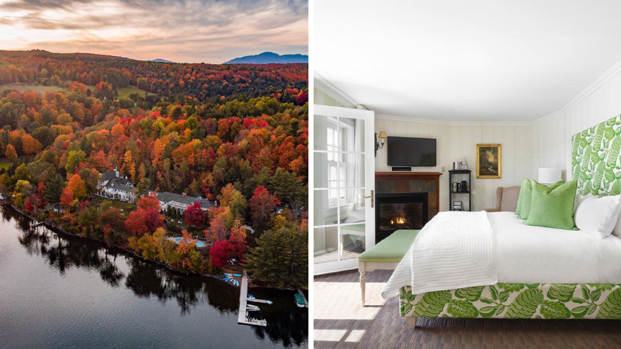 A Quebec Hotel Ranked 23rd Best In The World On A List Of Top Hotels