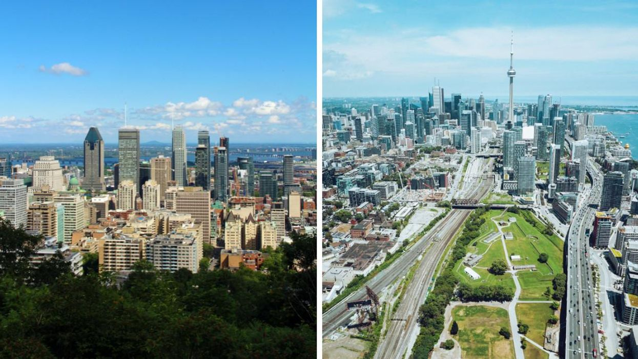 A 'Smartest Cities In The World' Ranking Put Montreal In 17th Place But Toronto Is 12th