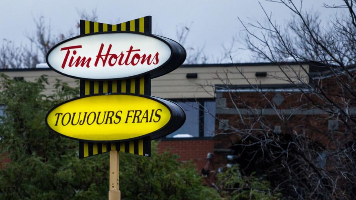 A Tim Hortons In Quebec Sold More Than 29,500 Smile Cookies