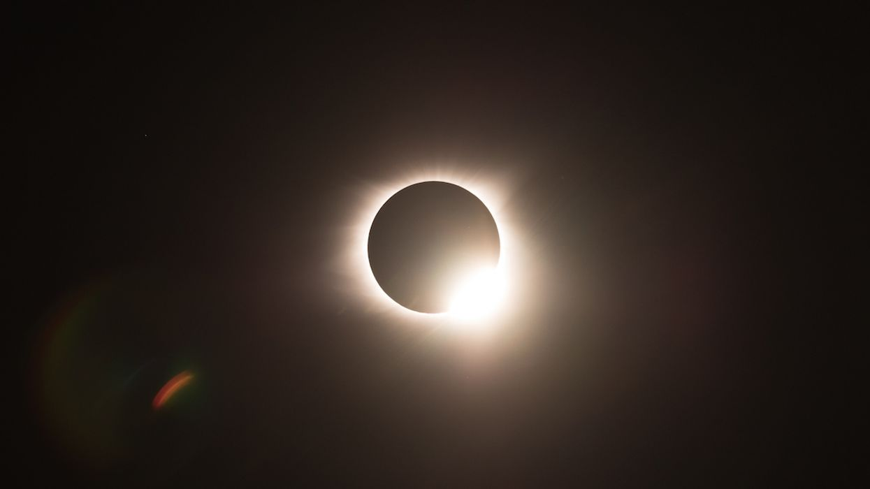 A Total Solar Eclipse Is Crossing Quebec In 2024