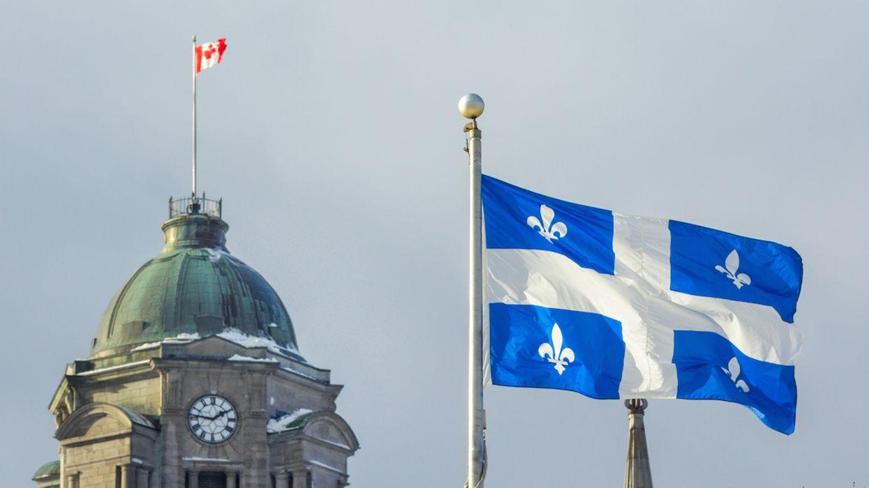 After Reports About The OQLF, A Group Made An 'Office québécois de la langue anglaise'