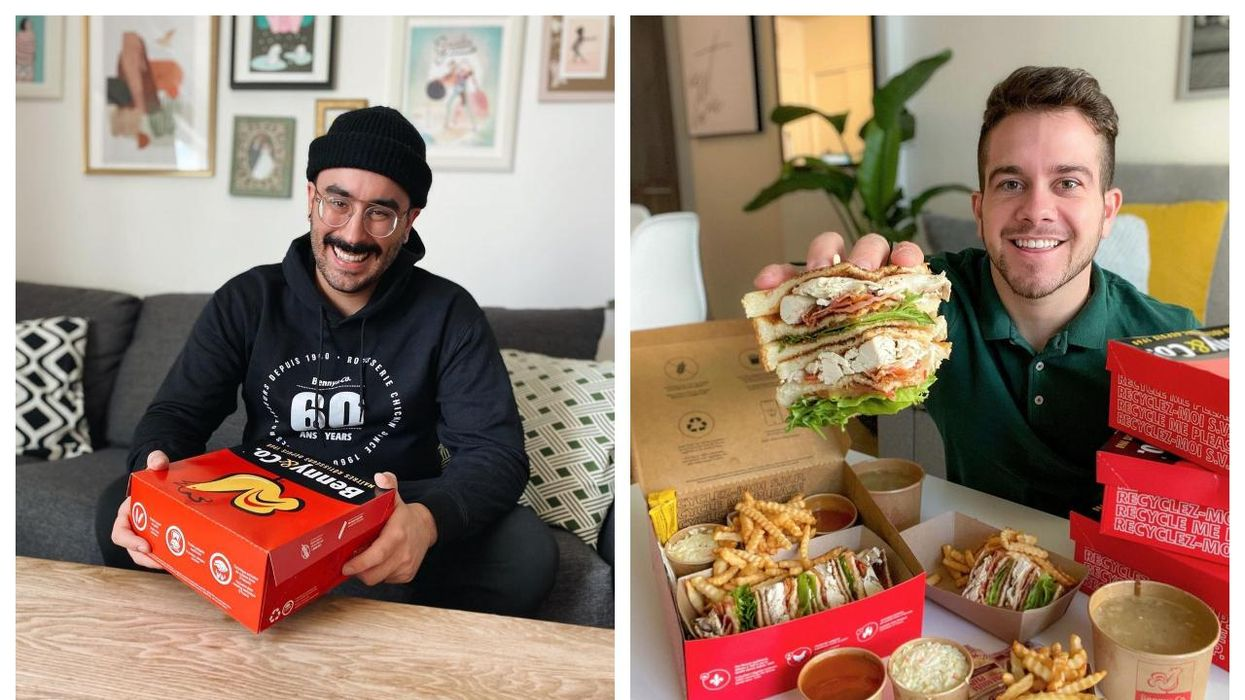 Benny & Co. Is Giving Away Free Meals & Here's How To Score Yours