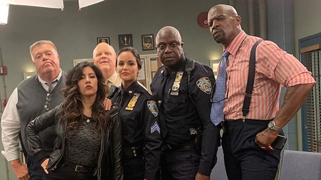 'Brooklyn Nine-Nine' Actors Responded To The Quebec Remake Trailer & Reactions Are Mixed