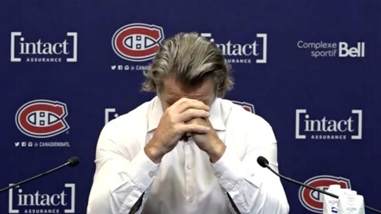 Canadiens GM Marc Bergevin Was In Tears Trying To Explain What Carey Price Means To Him