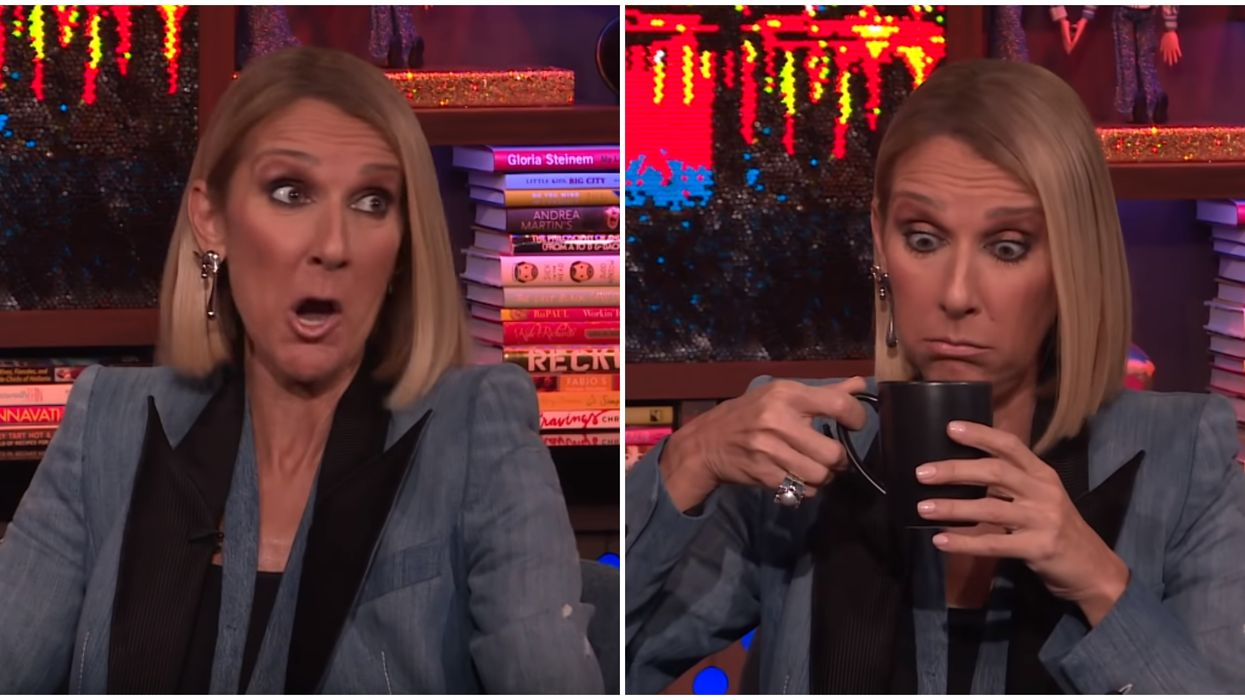 Céline Dion Just Gave Her Wackiest Interview Ever Talking Remarriage & Gay BFFs (Videos)