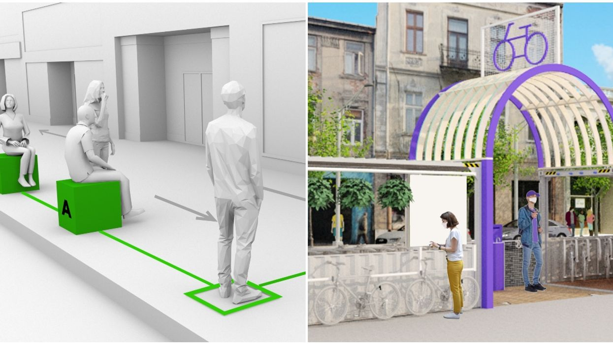 Downtown Montreal Will Completely Transform For The New Reality This Summer (PHOTOS)