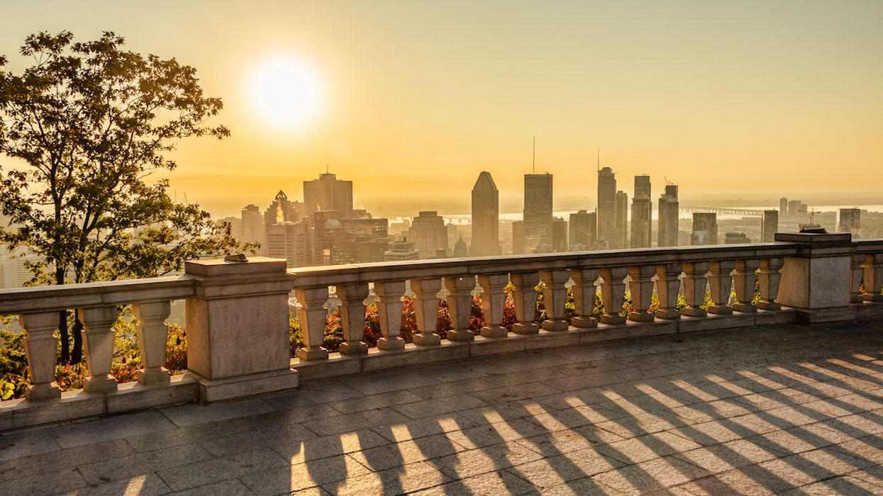 Environment Canada Has Issued A Heat Warning For Montreal & There Won't Be Relief For Days