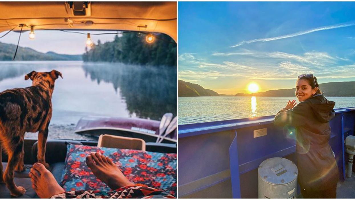 Epic Vacations You Can Take In Quebec This Summer