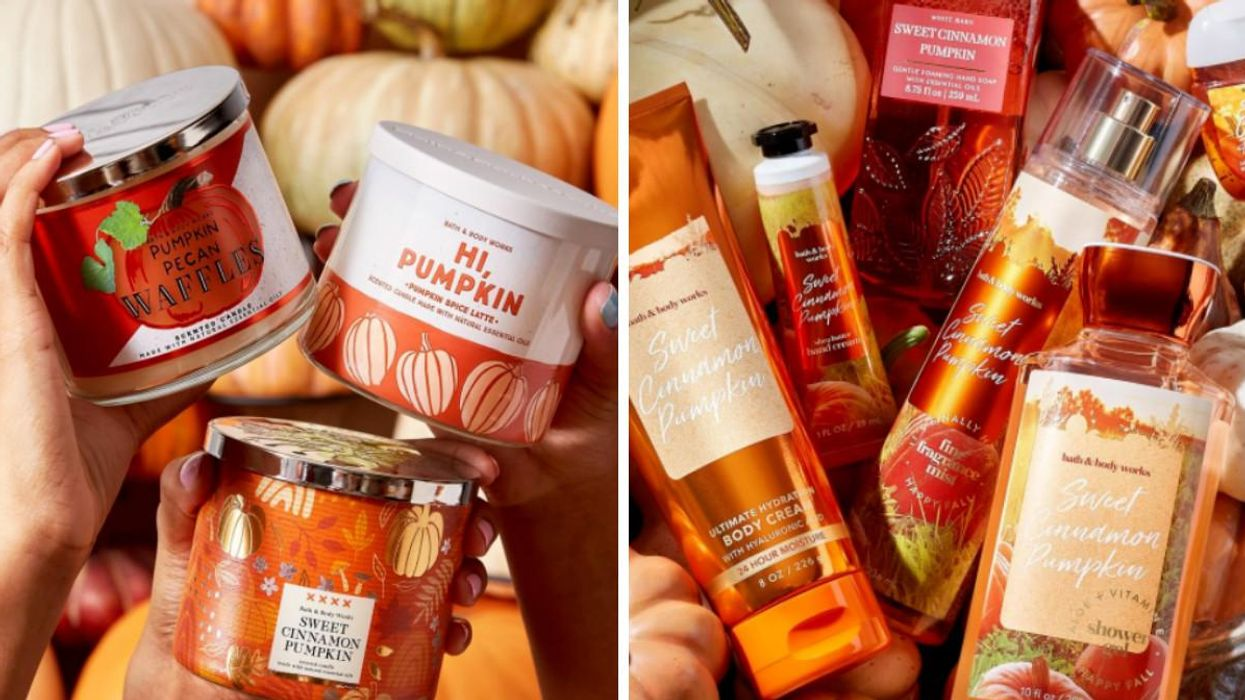 Everything At Bath & Body Works Is 40% Off For One Day Only