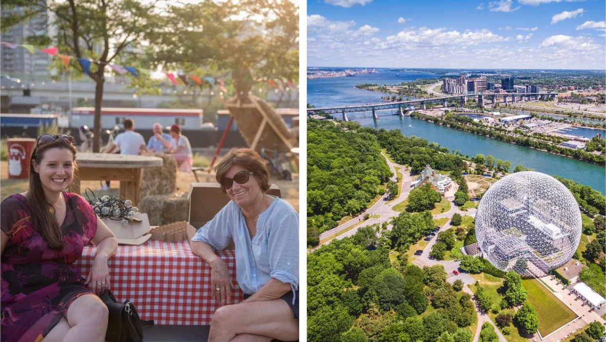 Montreal's Waterfront Will Be Getting Some Cool New Spots This Summer