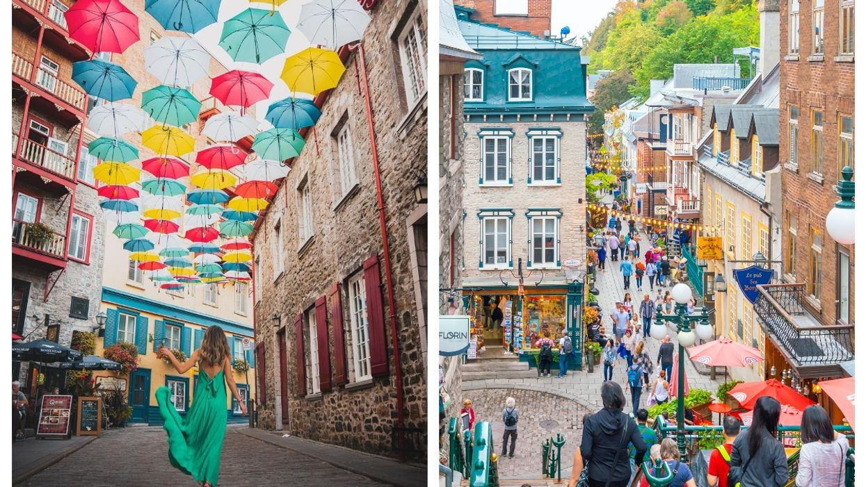 Quebec City Ranked #1 For 'Canada's Top Millennial Hot Spots In 2021'