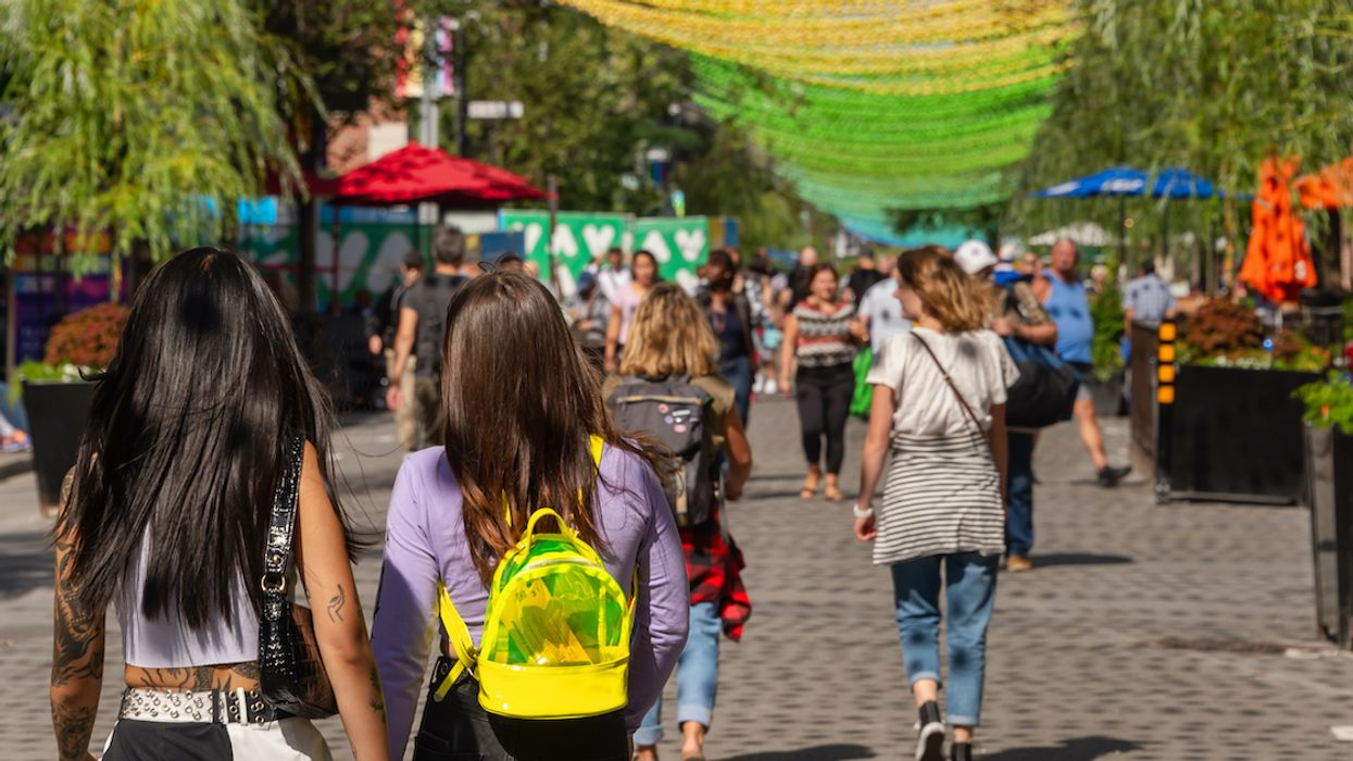 Montreal's Village Is About To Be Pedestrian-Only