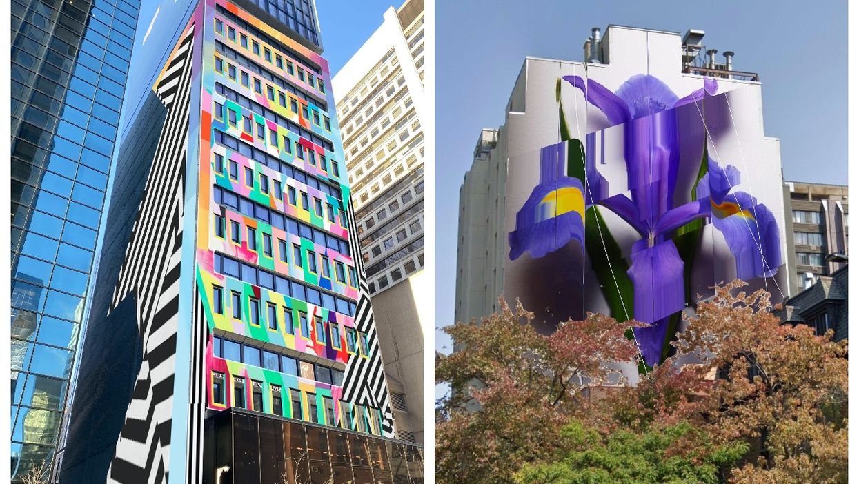 Montreal Is Getting 2 Enormous New Murals This Summer
