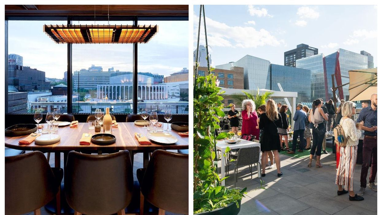 This New Resto Is Opening In Montreal Next Month & The View Is Absolutely Incredible