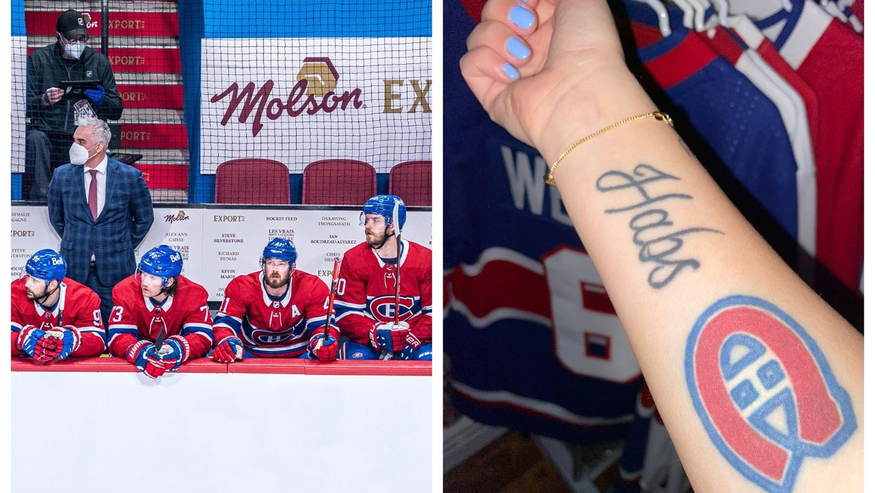Molson Export Found Some Of The Montreal Canadiens' Biggest Fans & Here's How They Celebrated Them