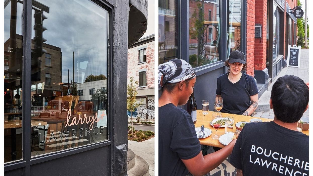 Mile End Eatery 'Larrys' Is Ditching Tips & Raising Servers' Wages
