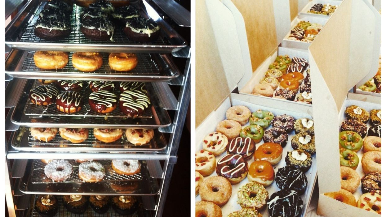 Places To Get Free Donuts In Montreal Today Because It's National Freakin' Donut Day