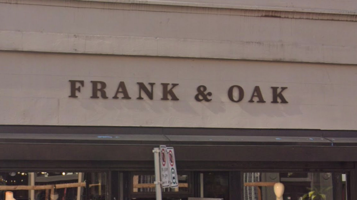 Frank & Oak Apologized For Using A Pic Of Montreal's Dragon Flowers