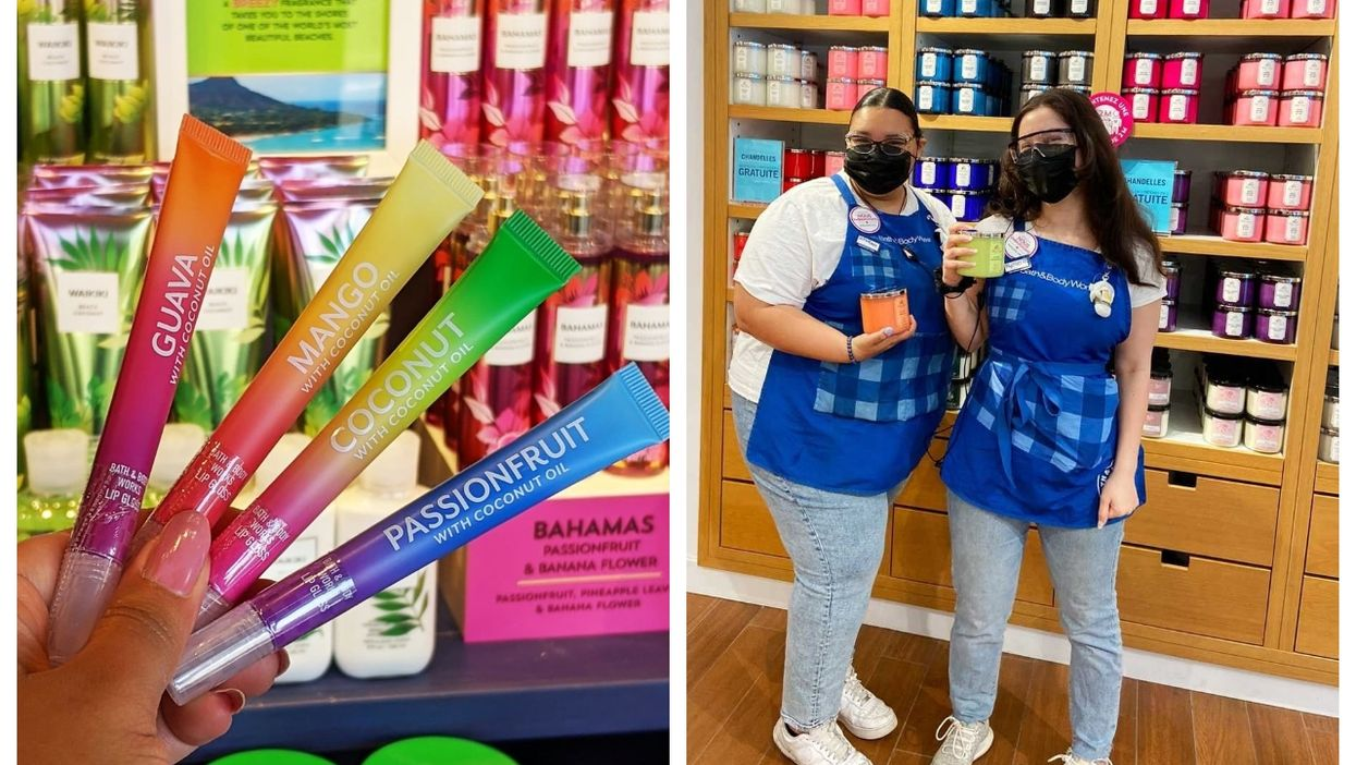 Bath & Body Works' Semi-Annual Sale Starts In Quebec This Week & Things Are Up To 75% Off