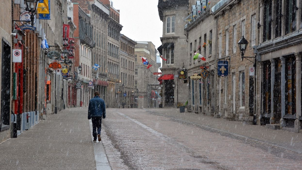 A New Global Cities Liveability Ranking Puts Montreal At #40