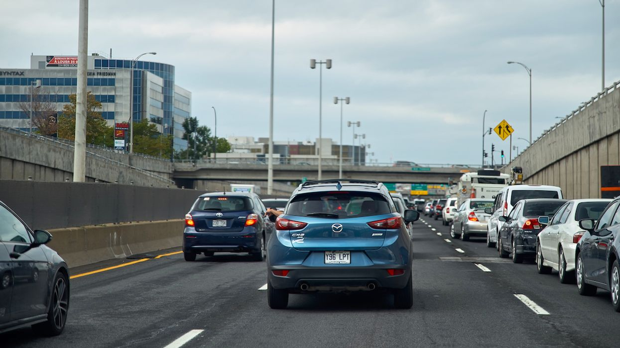 Quebec Police To Crack Down On Reckless Drivers This Weekend