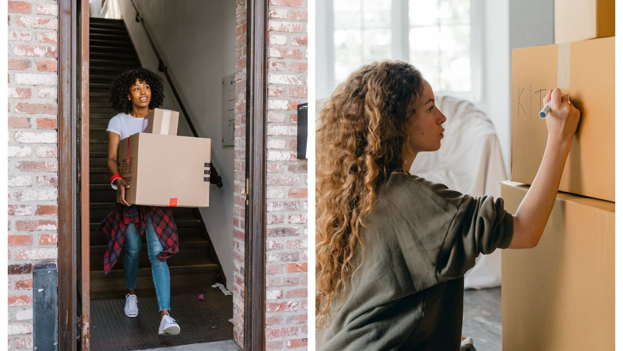 How To Make Moving Day In Montreal Stress Free