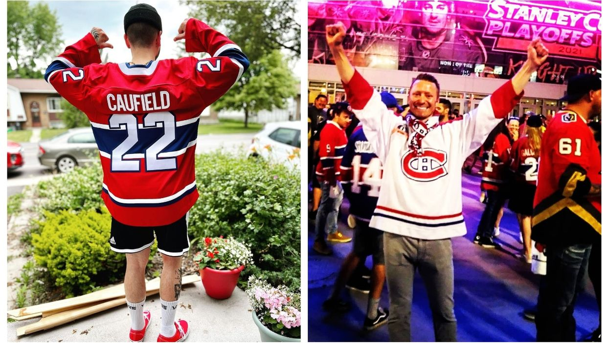 Habs Gear You Can Get On Sale If You're As Stoked About Their Stanley Cup Run As We Are