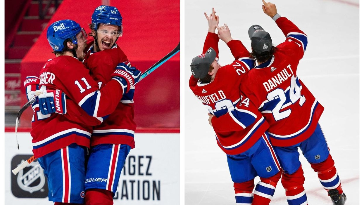 6 Post-Win Habs Moments That Were Too Adorable For Words