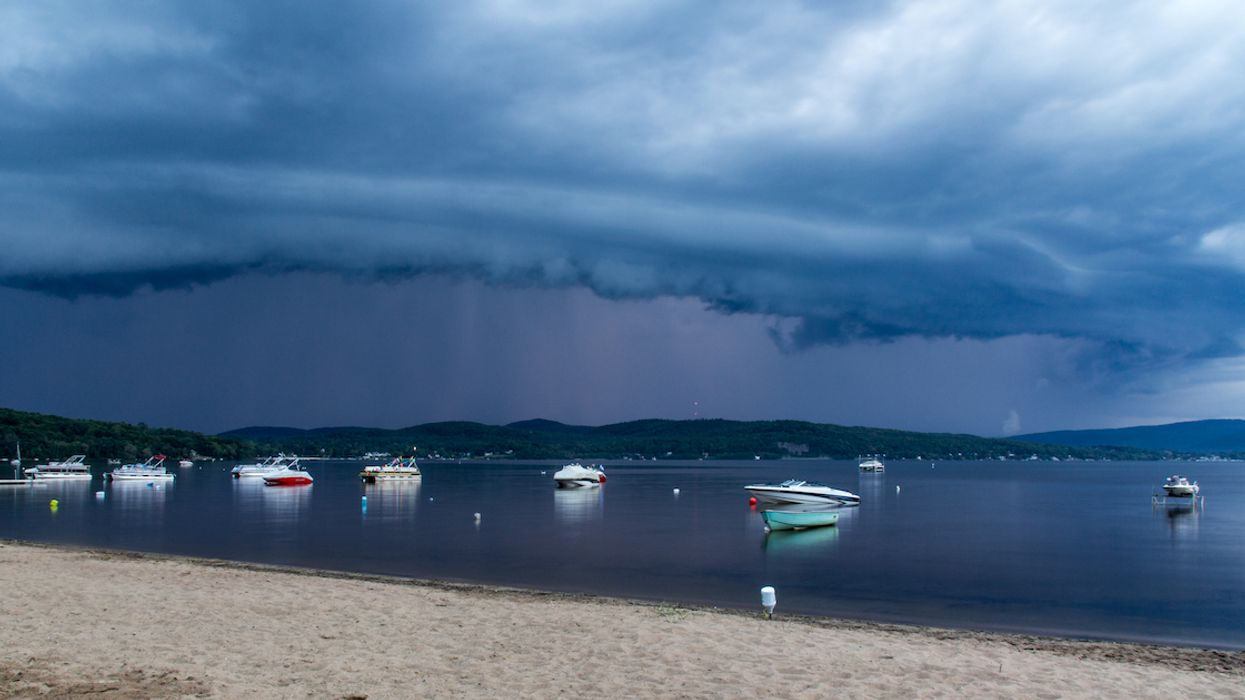Thunderstorm Watches & Warnings In Effect Across Quebec