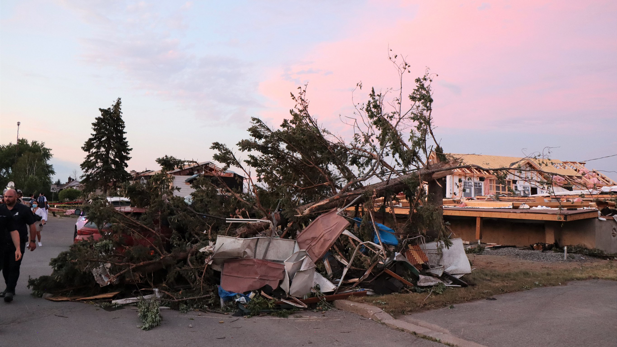 Quebec Was Hit By 4 Tornadoes Including Mascouche On June 21