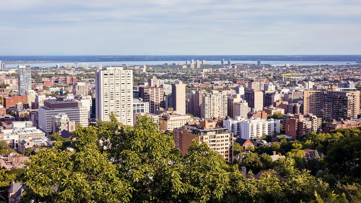 Montreal Weather Today Includes Humidex Near 40